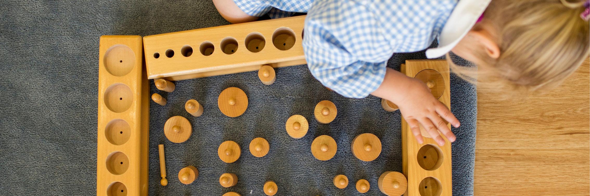 Curso de introducción a la Pedagogía Montessori
