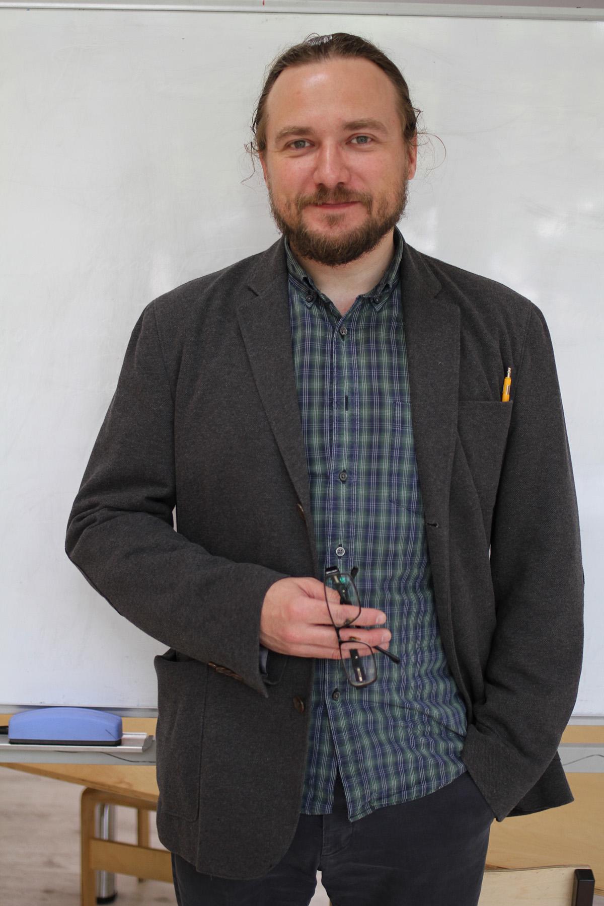 Aleksander Modekin